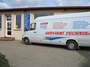 servisní technika